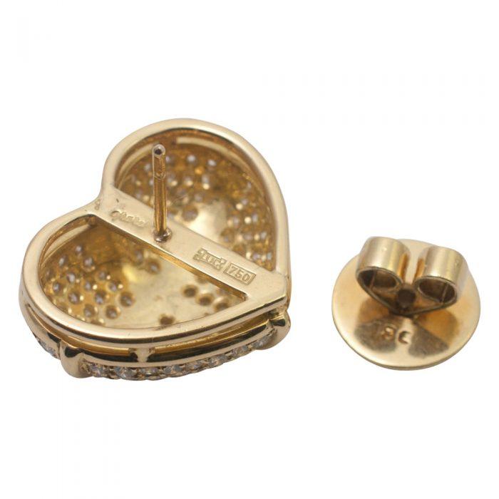 CHOPARD Diamond Earrings from Plaza Jewellery - image 3