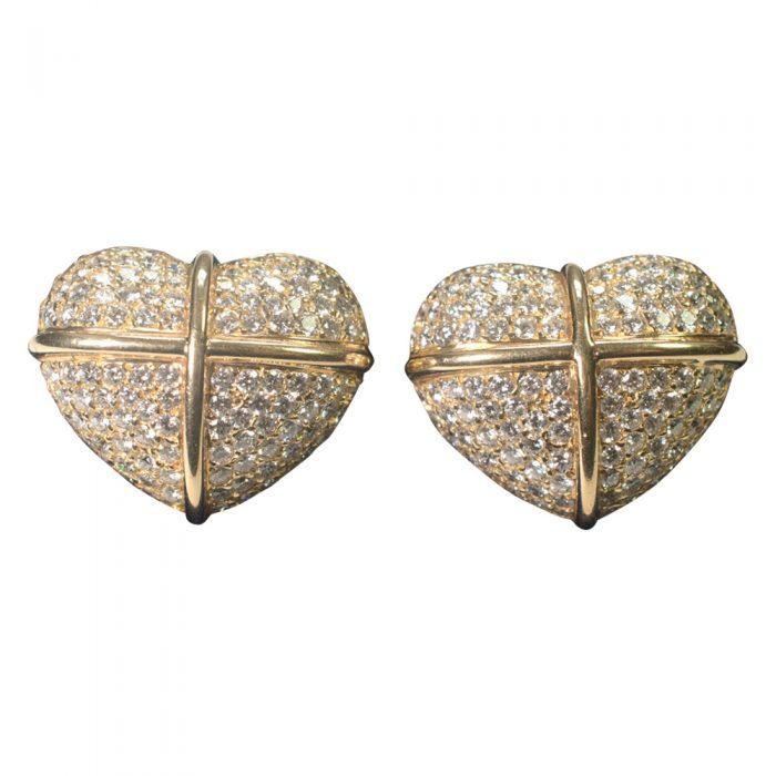 CHOPARD Diamond Earrings from Plaza Jewellery - image 1