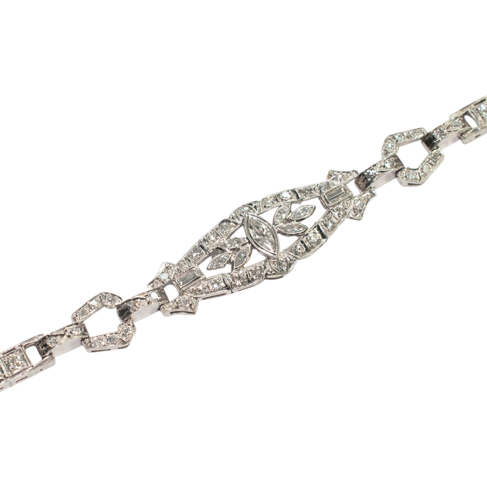 diamond bracelet from plaza jewellery