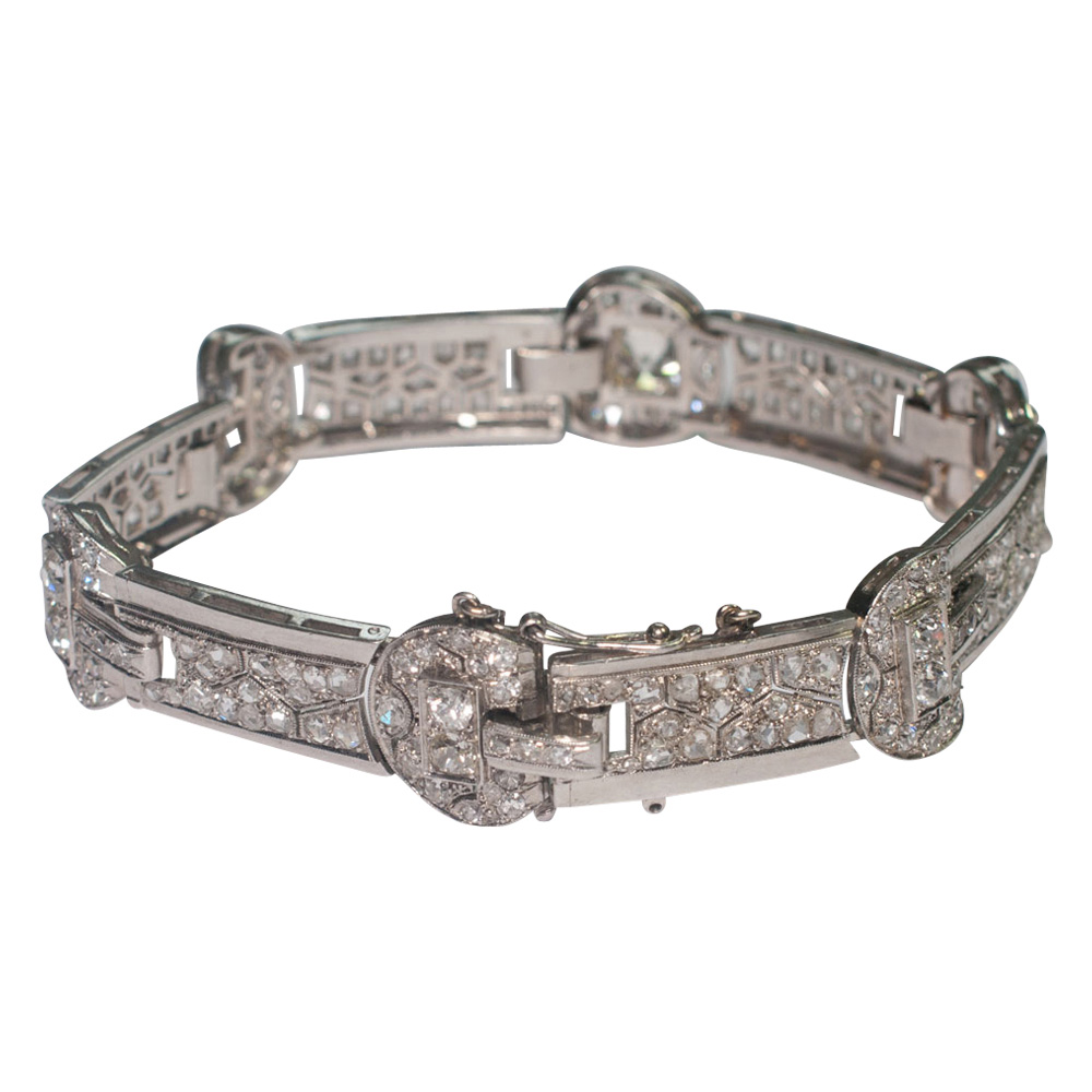 Diamond Bracelet from Plaza Jewellery - image 2