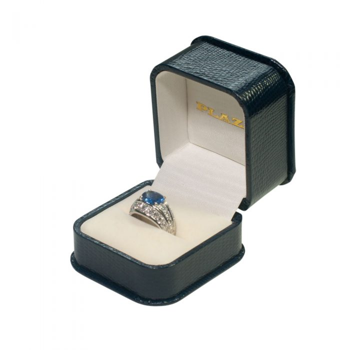 Sapphire and Diamond Ring from Plaza Jewellery - image 7
