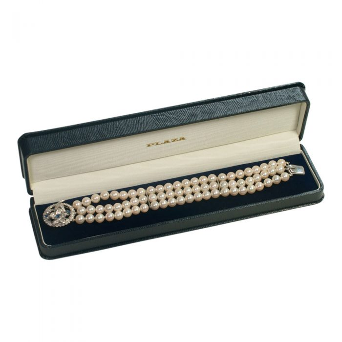 Pearl and Diamond Bracelet from Plaza Jewellery - image 6
