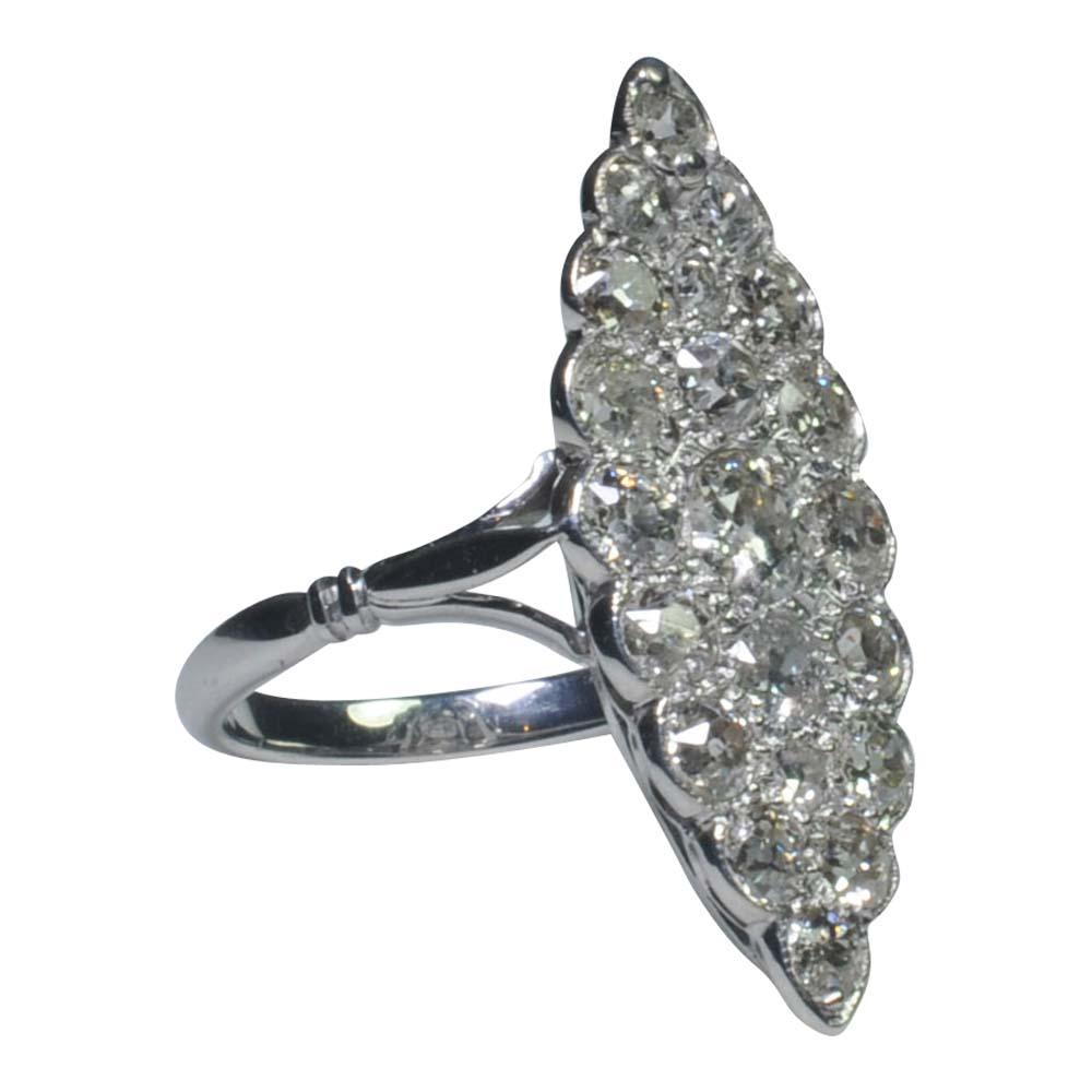 Antique Diamond Ring Settings