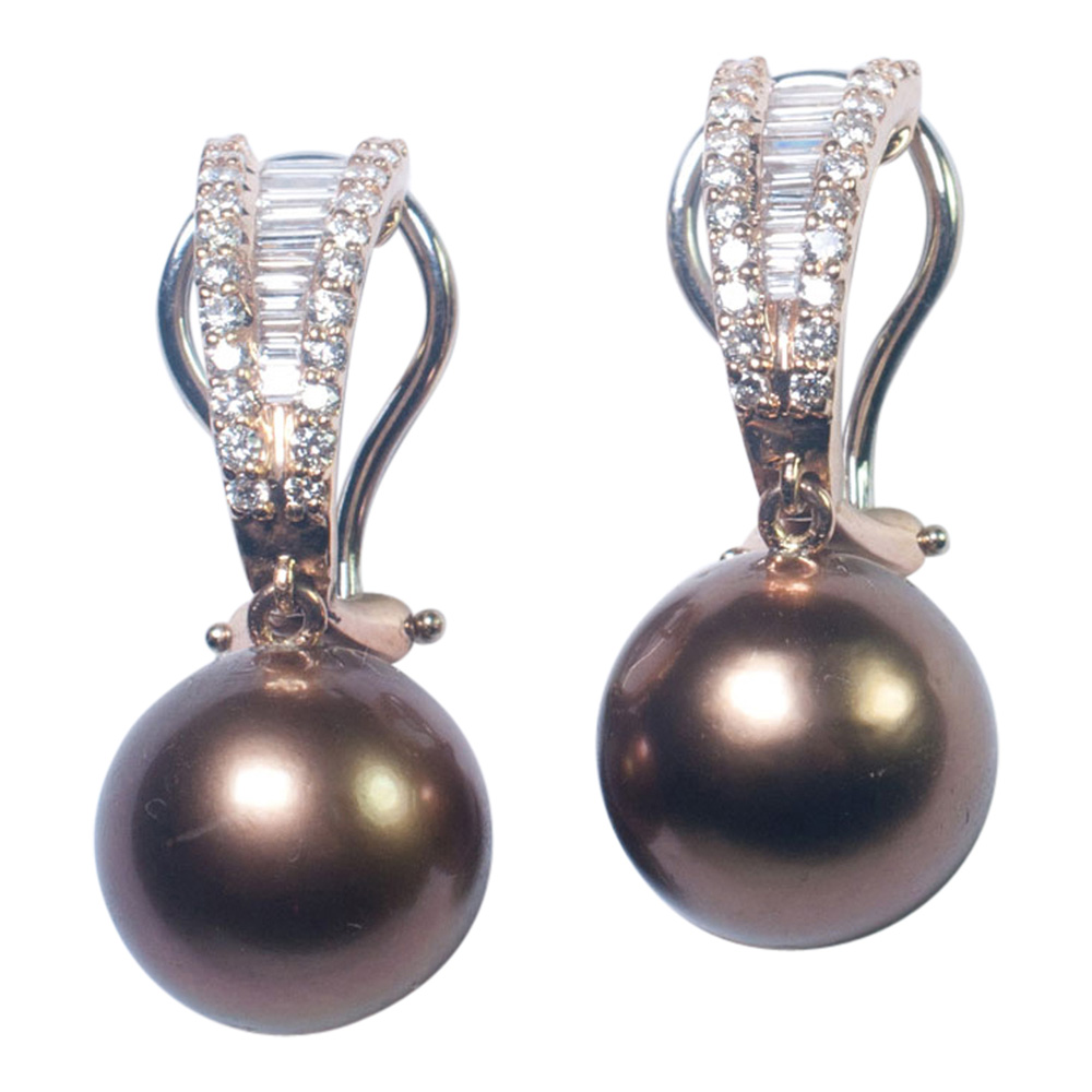 Pearl Earrings from Plaza Jewellery - image 1