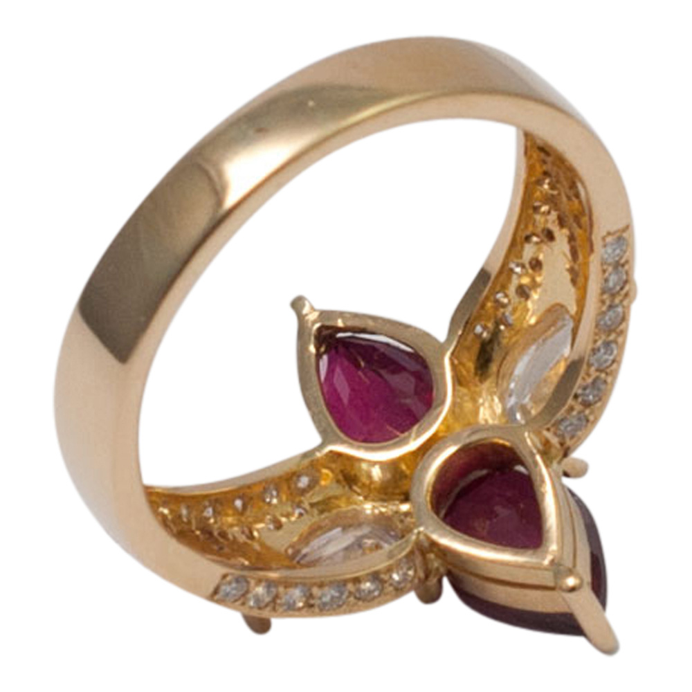 Ruby and Diamond Ring by Adler from Plaza Jewellery - image 6