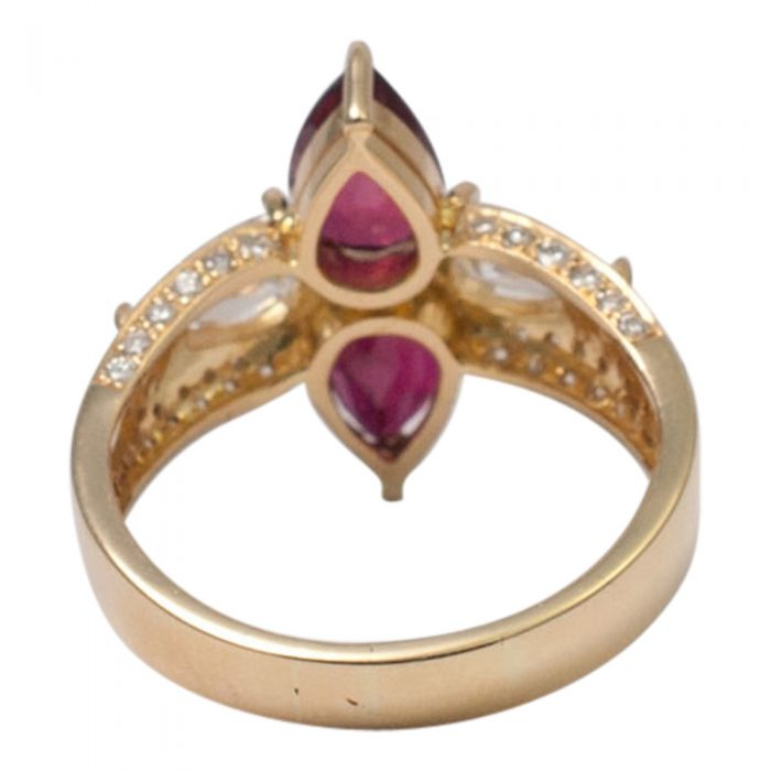 Ruby and Diamond Ring by Adler from Plaza Jewellery - image 7