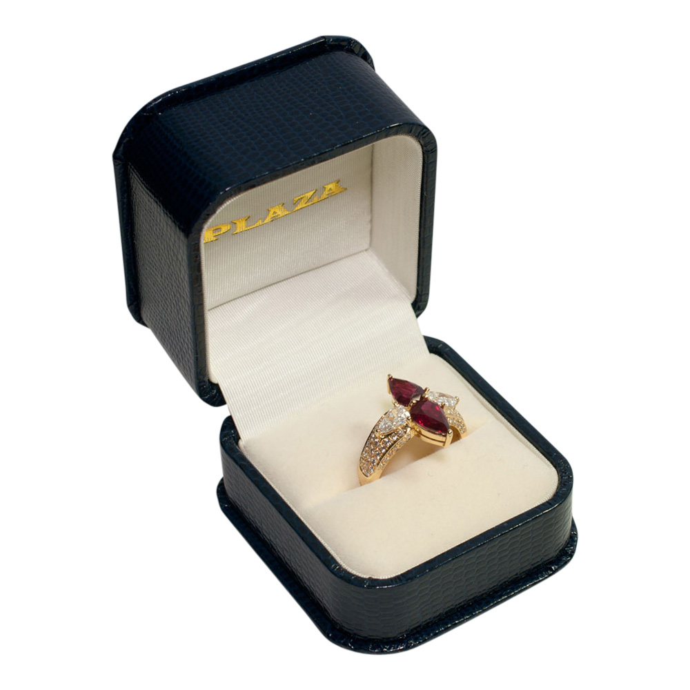 Ruby and Diamond Ring by Adler from Plaza Jewellery - image 8