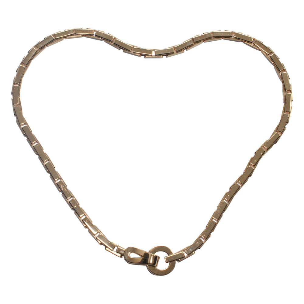 Cartier Gold 'Agrafe' Necklace from Plaza Jewellery - image 4