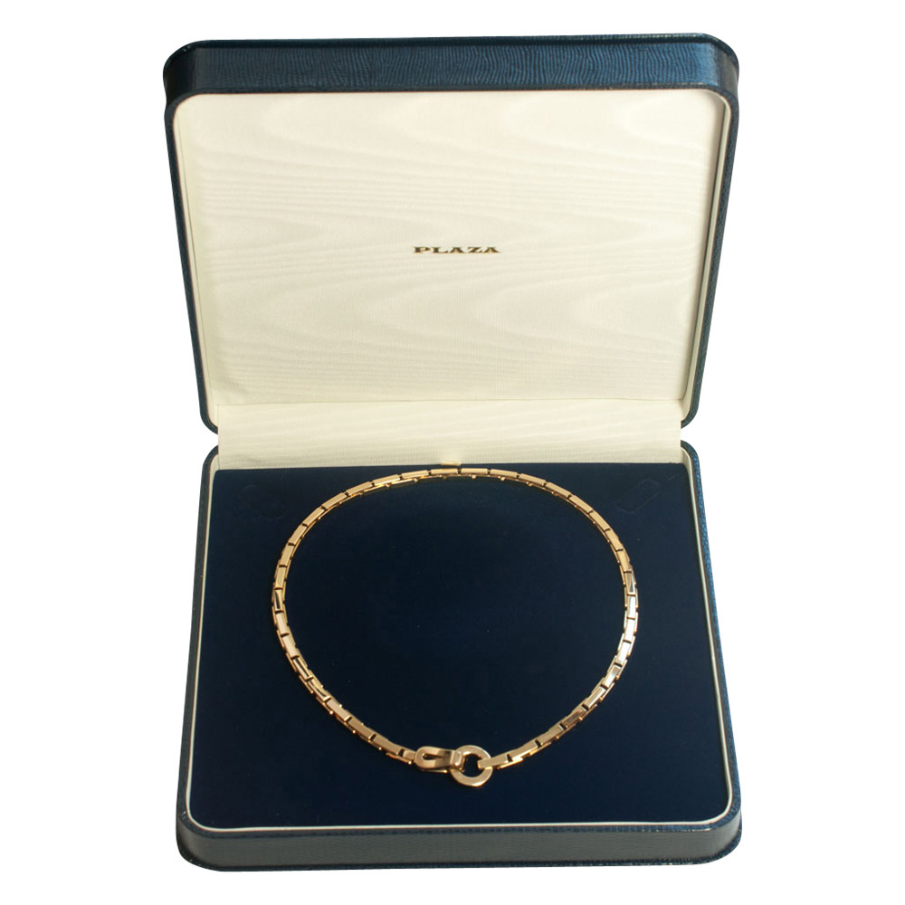Cartier Gold 'Agrafe' Necklace from Plaza Jewellery - image 8