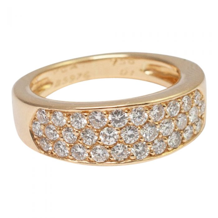 Diamond Ring by Van Cleef & Arpels from Plaza Jewellery - image 1