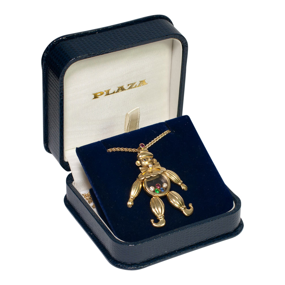 CHOPARD Happy Diamonds Clown Pendant from Plaza Jewellery - image 5