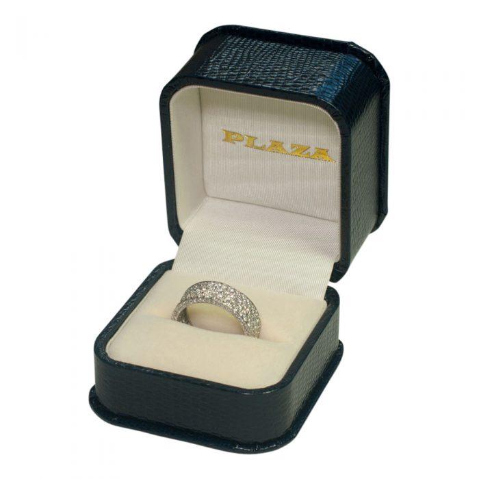 Diamond Pav_ Eternity Ring from Plaza Jewellery - image 7