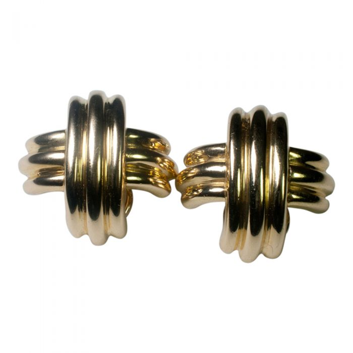 Tiffany Earrings from Plaza Jewellery - image 1
