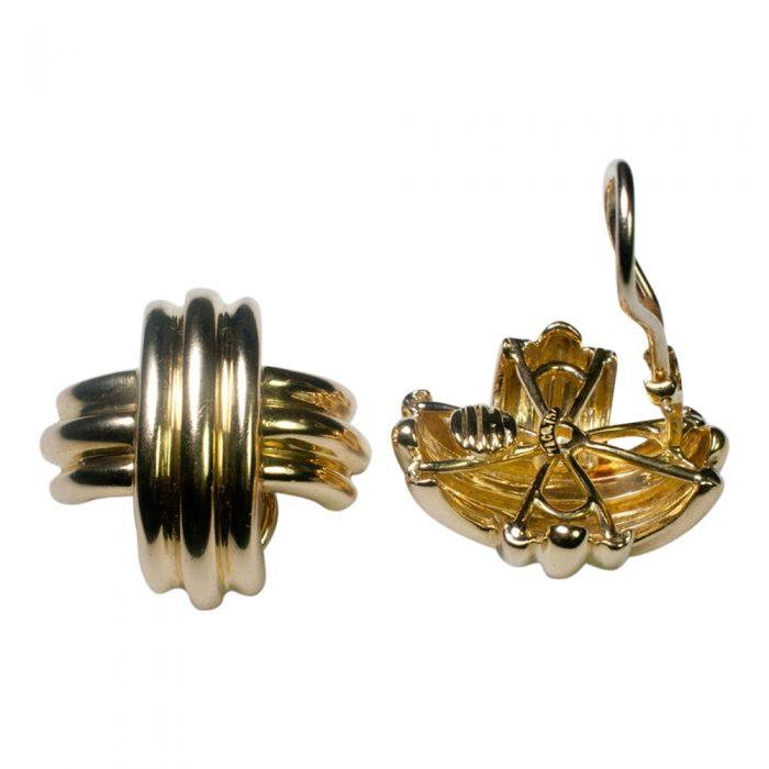 Tiffany Earrings from Plaza Jewellery - image 3