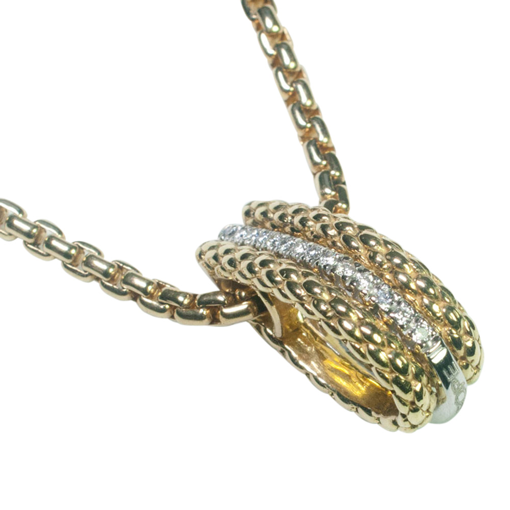Fope Necklace from Plaza Jewellery - image 2