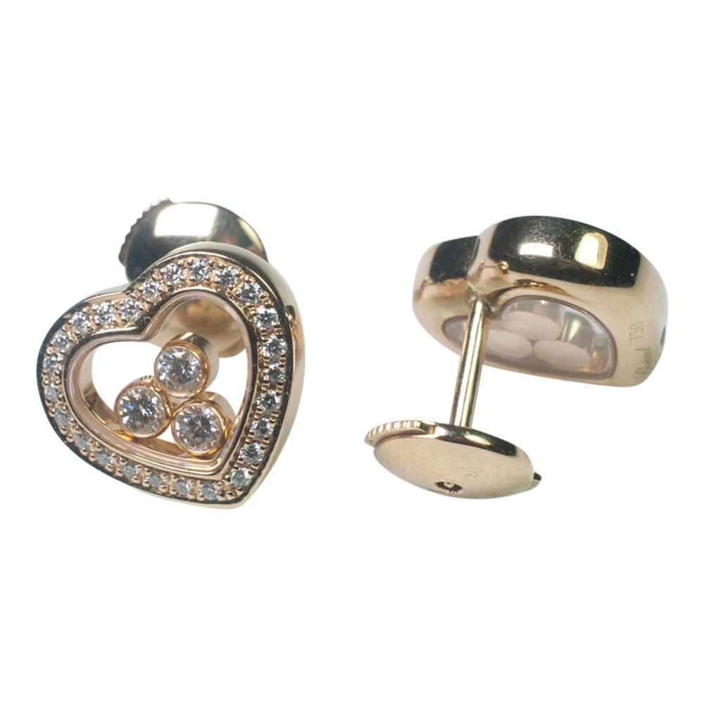 CHOPARD 'Happy Diamonds' Earrings from Plaza Jewellery - image 2