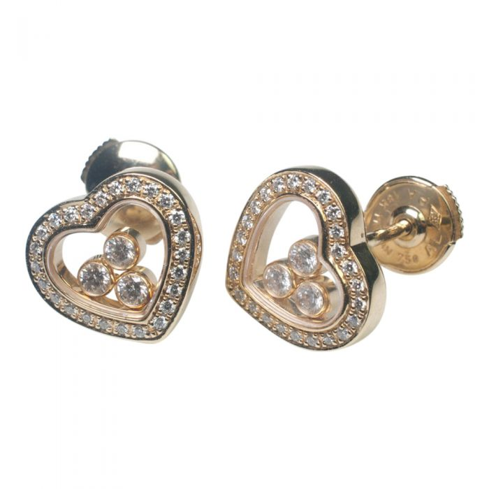 CHOPARD 'Happy Diamonds' Earrings from Plaza Jewellery - image 3