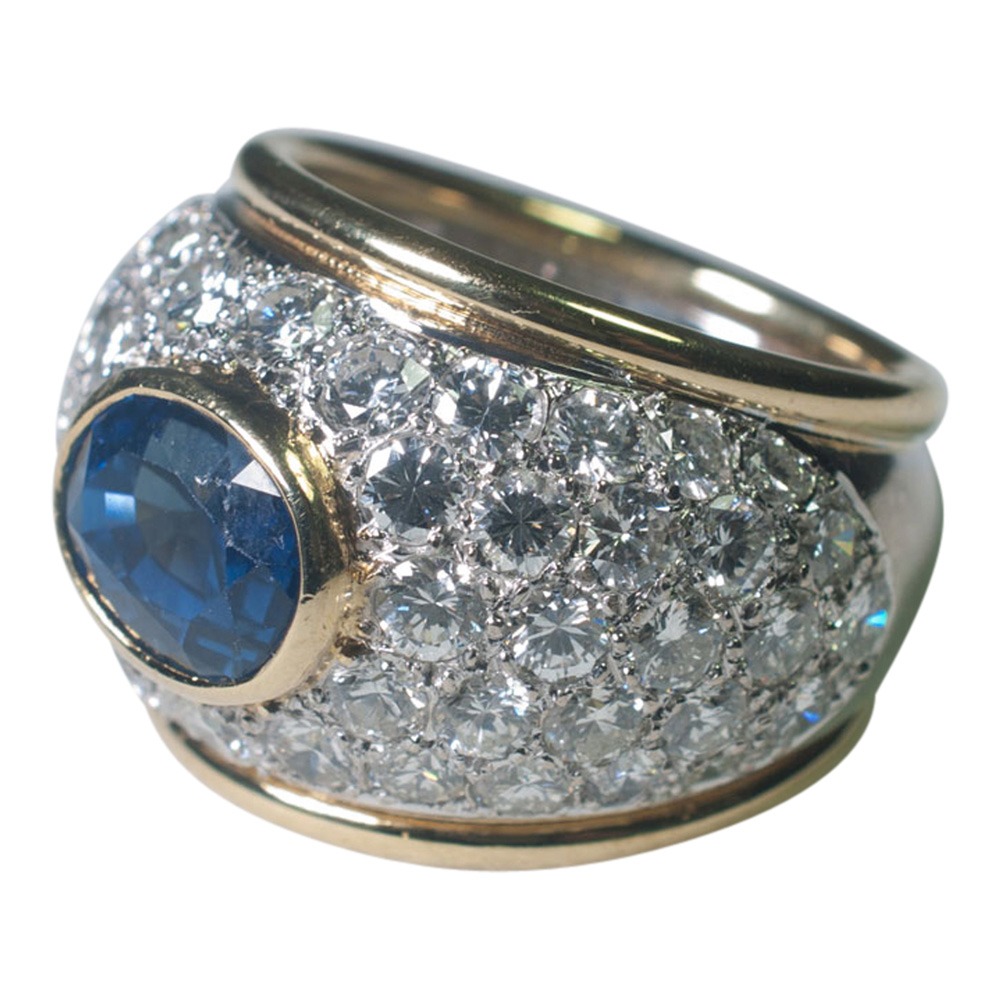 Sapphire Ring from Plaza Jewellery - image 1