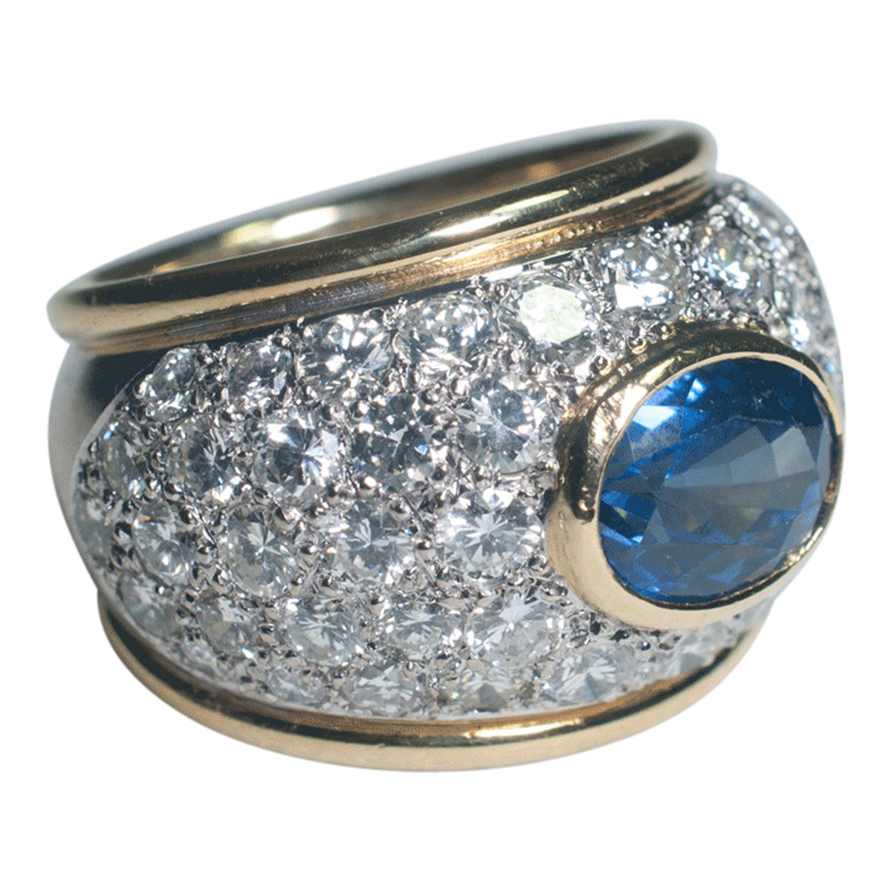 Sapphire Ring from Plaza Jewellery - image 2
