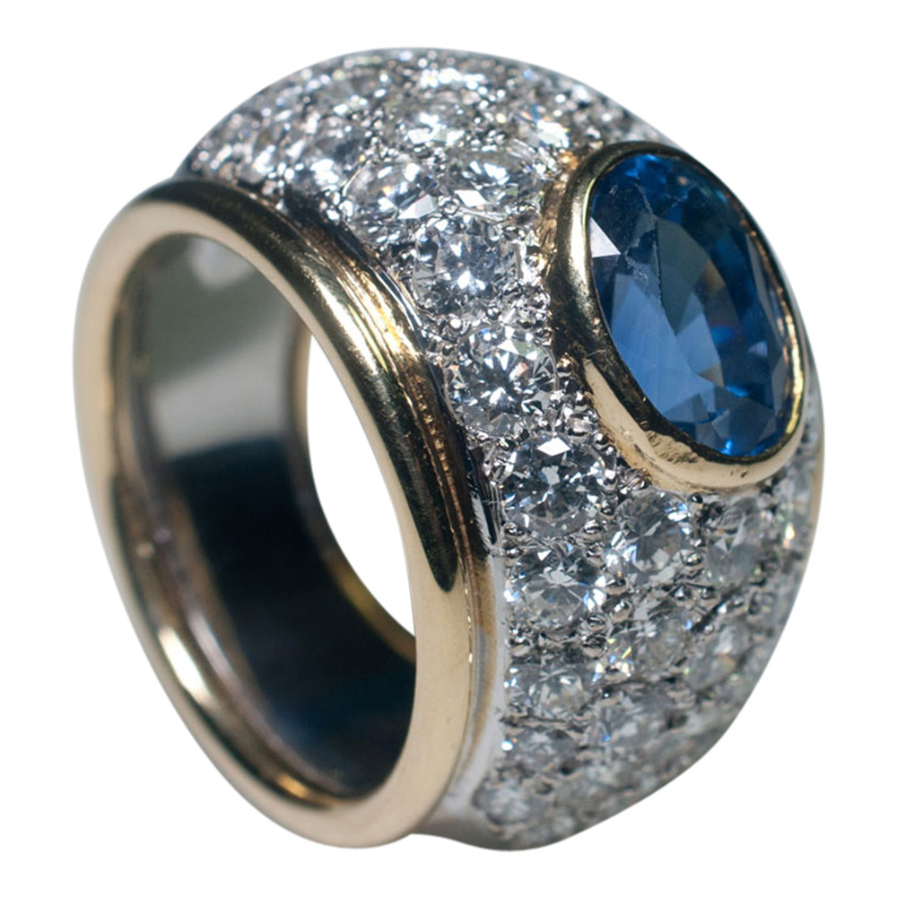 Sapphire Ring from Plaza Jewellery - image 4
