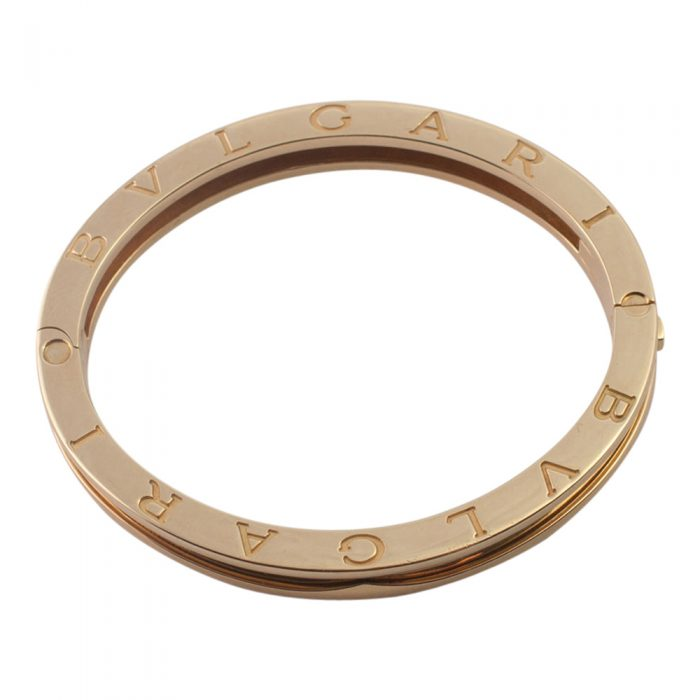 Bulgari Gold B Zero Bangle from Plaza Jewellery - image 1