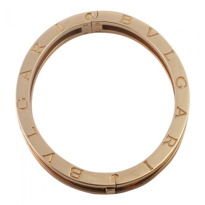 Bulgari Gold B Zero Bangle from Plaza Jewellery - image 2