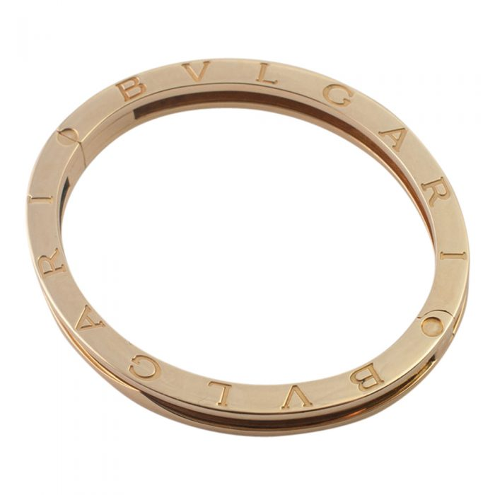 Bulgari Gold B Zero Bangle from Plaza Jewellery - image 3