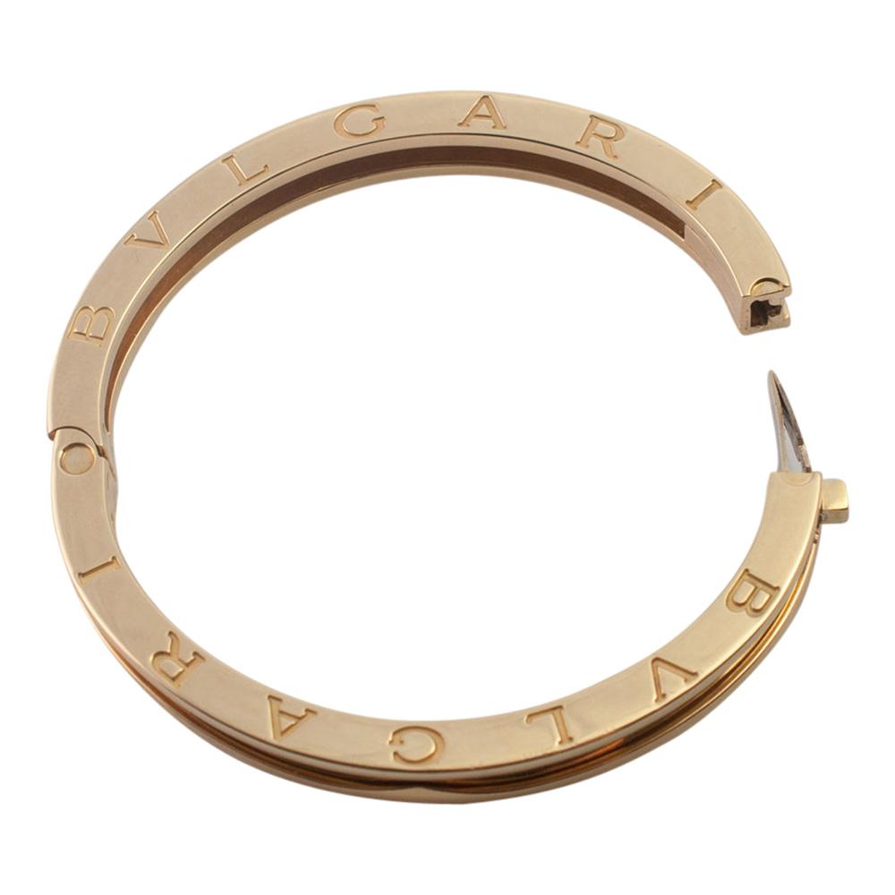 Bulgari Gold B Zero Bangle from Plaza Jewellery - image 4