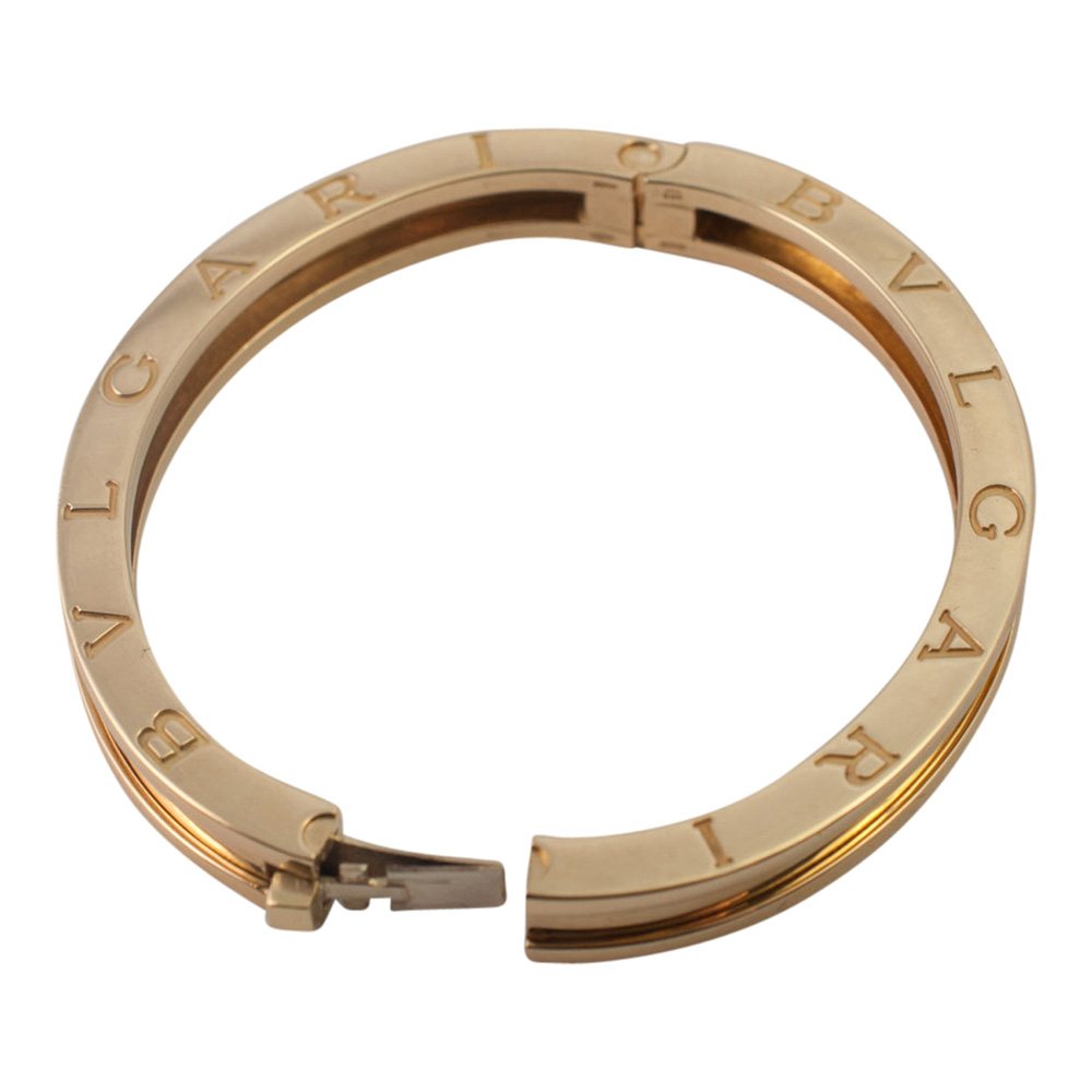 Bulgari Gold B Zero Bangle from Plaza Jewellery - image 5