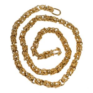 18ct Gold Necklace from Plaza Jewellery - image 1