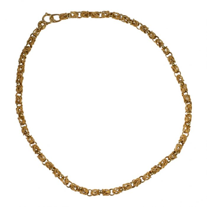 18ct Gold Necklace from Plaza Jewellery - image 2
