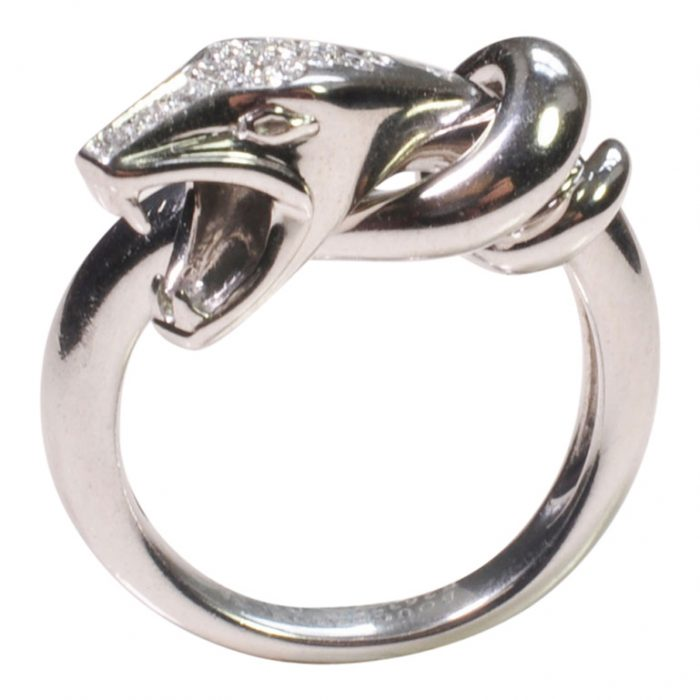 Kaa the Snake Ring by Boucheron from Plaza Jewellery - image 1