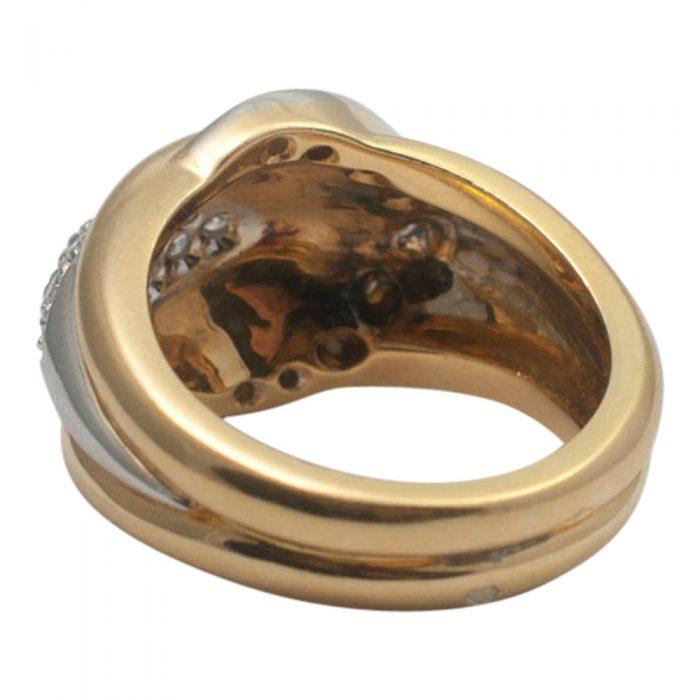 Diamond Chevron Ring from Plaza Jewellery - image 3