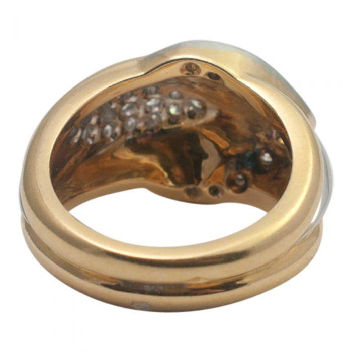 Diamond Chevron Ring from Plaza Jewellery - image 5
