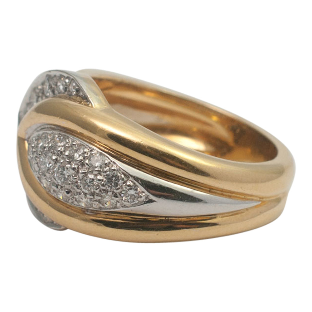 Diamond Chevron Ring from Plaza Jewellery - image 7