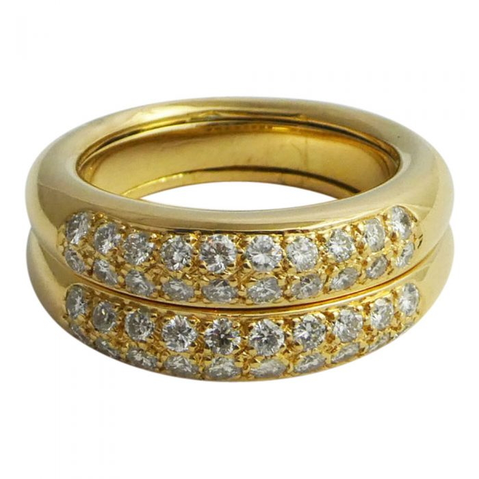 Extraordinary Night and Day ring