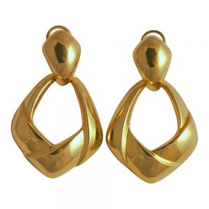 Tiffany & Co. 18ct Gold Earrings