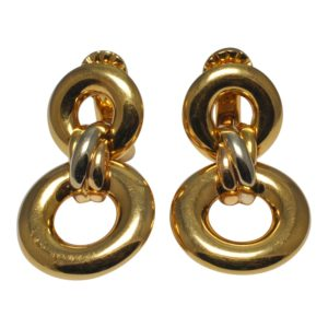 Cartier Trinity Gold Earrings