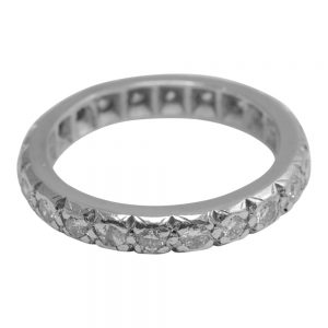 Diamond 18ct gold Eternity Ring
