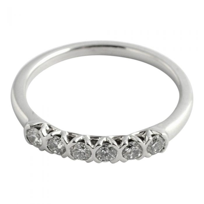 Diamond Platinum Eternity Ring