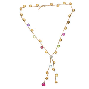 Marco Bicego Confetti Multi Gem Necklace